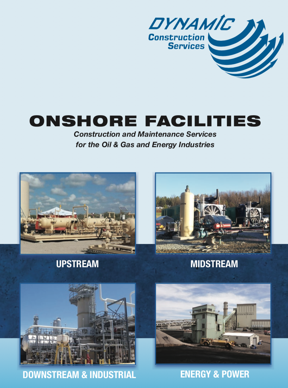Onshore Facilities Brochure